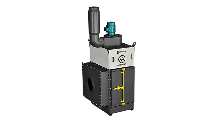 AirHawk AH-06 Cartridge Dust Collector