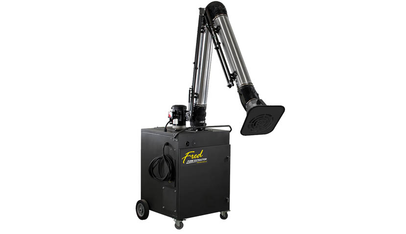 Fred SR Self-Cleaning Fume Extractor