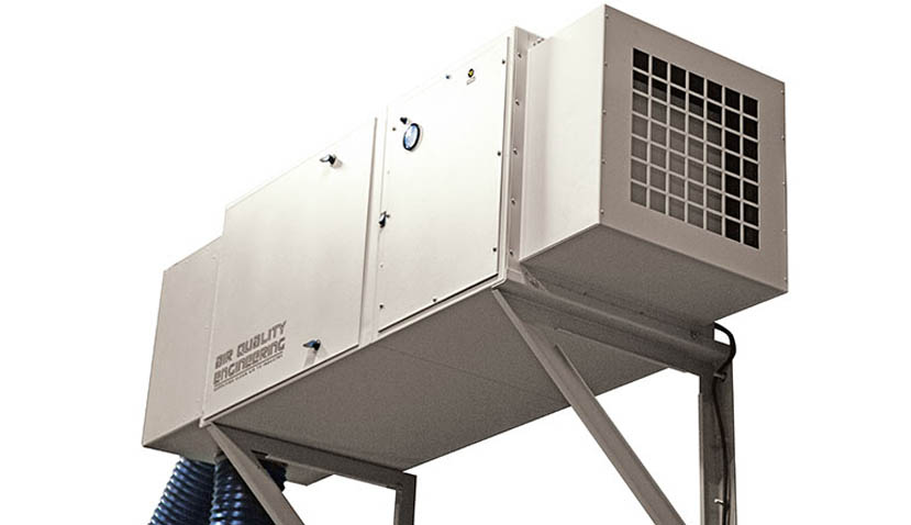 M66 R&L Media Air Cleaner Filtration Systems