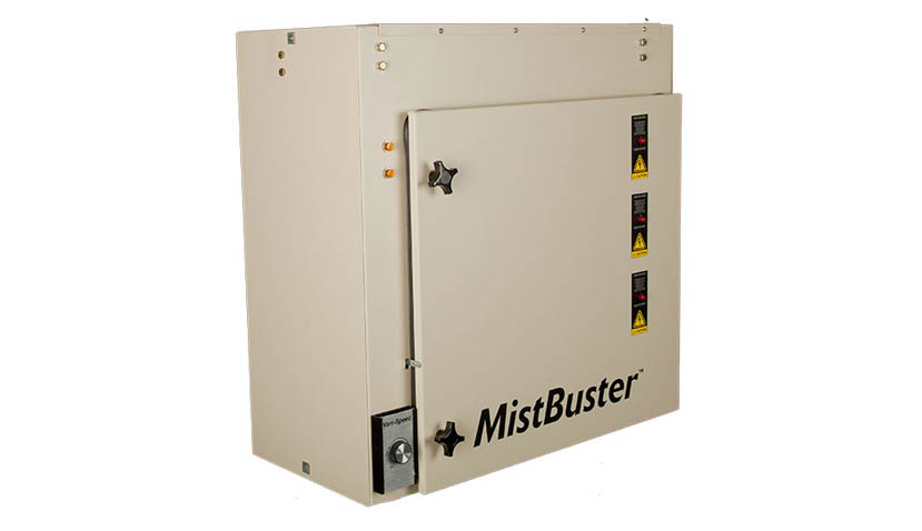 MistBuster® 850 Air Cleaner