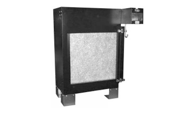 F61 AutoClean Series: Self-Washing Electrostatic Air Cleaner For Kitchen Exhaust and Smoke