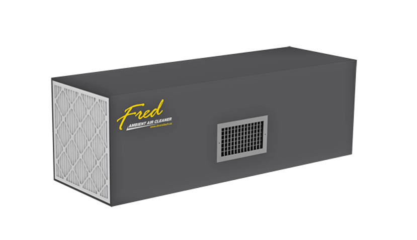 T SERIES Ambient Air Cleaners