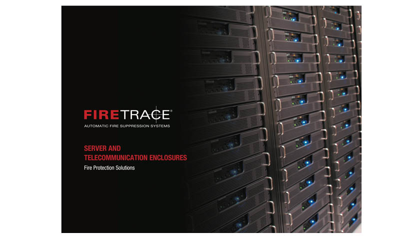 IT Rack Fire Suppression