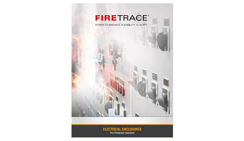 Electric Panel Fire Suppression