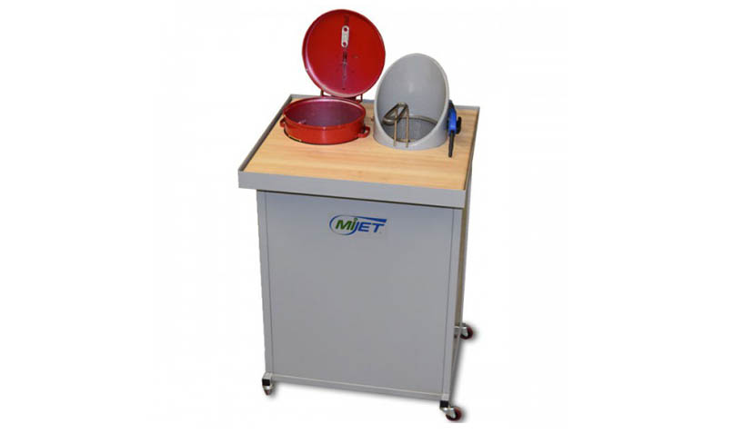 MiJET Workstation - 8 inch Diameter